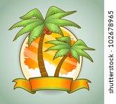 illustration on the subject of... | Shutterstock .eps vector #102678965