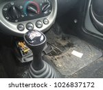 authentic dirty vehicle... | Shutterstock . vector #1026837172