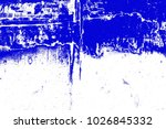 blue and white background.... | Shutterstock . vector #1026845332