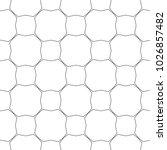 seamless vector pattern in... | Shutterstock .eps vector #1026857482
