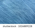 blue blue white denim fabric... | Shutterstock . vector #1026889228