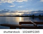 the invisible fisherman.... | Shutterstock . vector #1026892285