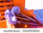 thai style dipper  thailand. | Shutterstock . vector #1026903856