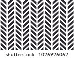 abstract geometric pattern.... | Shutterstock .eps vector #1026926062