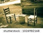 Checkers In Sepia