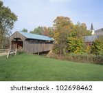 Covered Bridge  Waterville ...