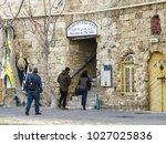 tel aviv  israel   january 2 ... | Shutterstock . vector #1027025836