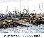 tel aviv  israel   january 2 ... | Shutterstock . vector #1027025866