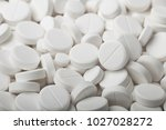 pills background  health concept | Shutterstock . vector #1027028272