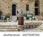 tel aviv  israel   january 2 ... | Shutterstock . vector #1027030762