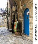 tel aviv  israel   january 2 ... | Shutterstock . vector #1027030846