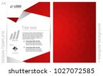 light red vector  pattern for...