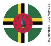 simple vector button flag  ... | Shutterstock .eps vector #1027084186