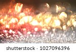 glitter lights background.... | Shutterstock . vector #1027096396