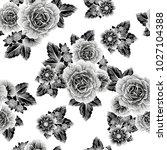 abstract elegance seamless... | Shutterstock . vector #1027104388