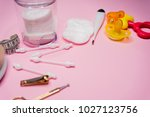 baby care things   Shutterstock . vector #1027123756