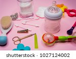 baby care things   Shutterstock . vector #1027124002