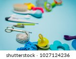 baby care things   Shutterstock . vector #1027124236