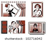 gf set culture | Shutterstock .eps vector #102716042