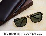 sunglasses eyewear photography  | Shutterstock . vector #1027176292