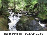 ravenna gorge  german ... | Shutterstock . vector #1027242058