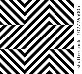 seamless pattern with striped... | Shutterstock .eps vector #1027265005