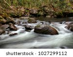 behana gorge  far north... | Shutterstock . vector #1027299112