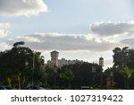 beautiful alexandria  egypt  ... | Shutterstock . vector #1027319422