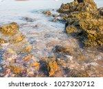rocks on the beach  rocks in... | Shutterstock . vector #1027320712
