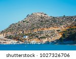 coast of crete island near... | Shutterstock . vector #1027326706