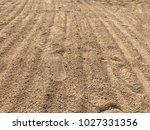 sand beach sea | Shutterstock . vector #1027331356