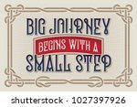 "motivation quote ""big journey... 
