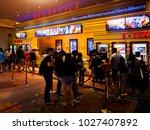 bangkok thailand    february 16 ... | Shutterstock . vector #1027407892