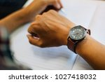 selective soft focus...   Shutterstock . vector #1027418032