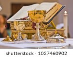 On The Altar Of The Pyx And...