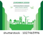 ecology connection  concept... | Shutterstock .eps vector #1027465996