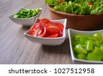 A Bowl Of Cucumber  Tomato ...