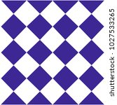 simple blue and white checkered ...   Shutterstock .eps vector #1027533265