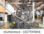 atuntaqui  ecuador   april 17 ... | Shutterstock . vector #1027545856
