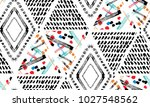 abstract grunge seamless... | Shutterstock .eps vector #1027548562