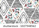 abstract grunge seamless...   Shutterstock .eps vector #1027548562