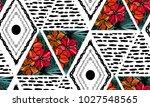 abstract grunge seamless...   Shutterstock .eps vector #1027548565