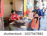 mexico city  mexico   march 3d  ... | Shutterstock . vector #1027567882