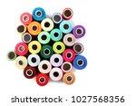 Colourful Thread Spools...