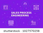 business illustration showing... | Shutterstock . vector #1027570258