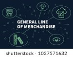 business illustration showing... | Shutterstock . vector #1027571632