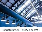 Industrial Warehouse Interior...