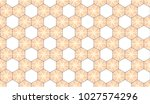 colorful seamless horizontal... | Shutterstock . vector #1027574296