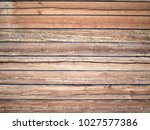 brown wood texture background. | Shutterstock . vector #1027577386