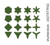 star   vector icon star icon...   Shutterstock .eps vector #1027577932